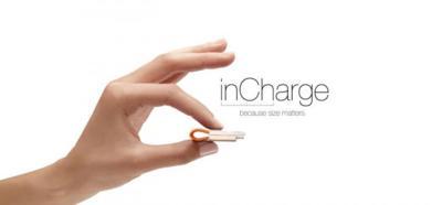 InCharge quiere ser el cable USB que nos acompañe a todos lados