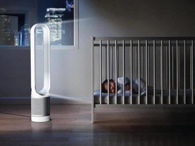 El nuevo purificador de Dyson te cuenta en el móvil la calidad del aire que estás respirando