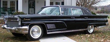 El Lincoln de Elvis a la venta