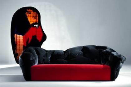 Meritalia: sofás en varios motivos y estampados