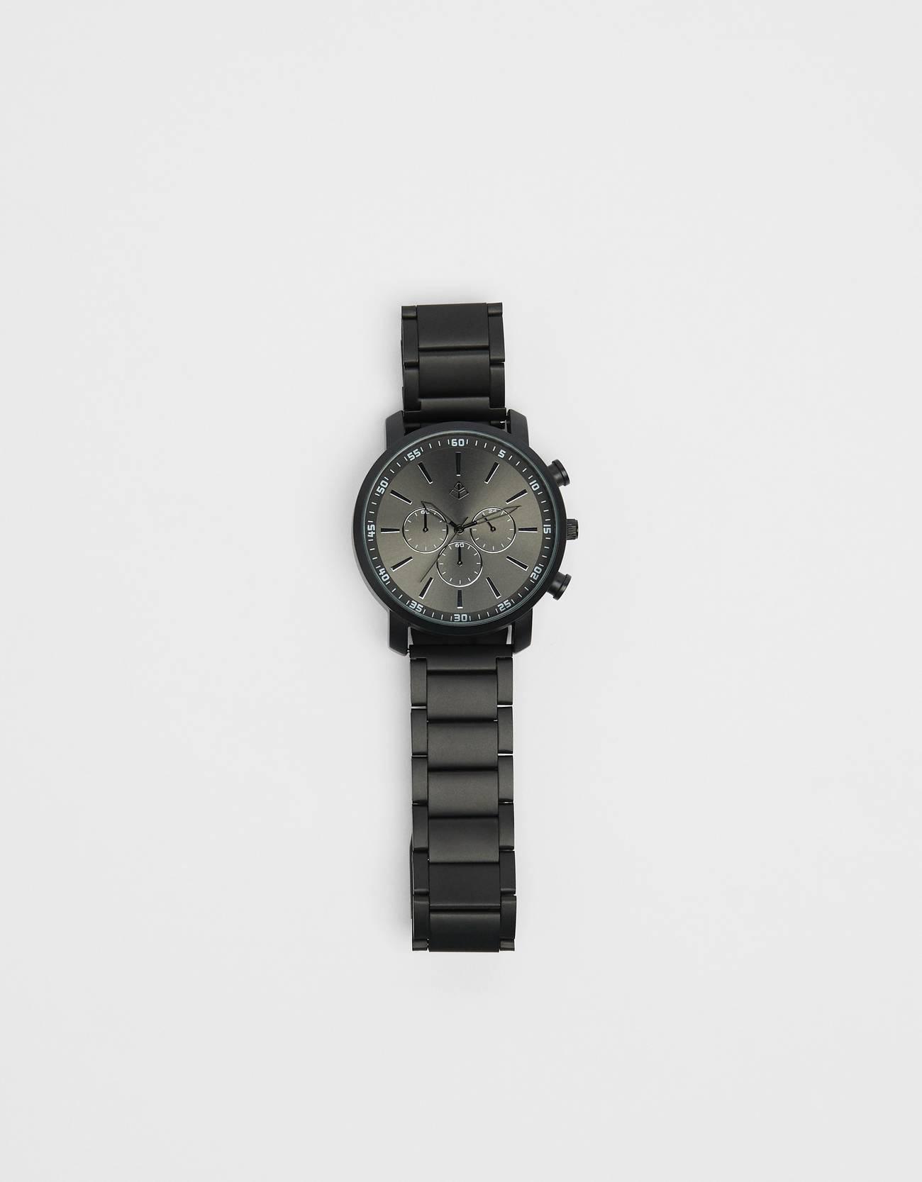Reloj analógico.