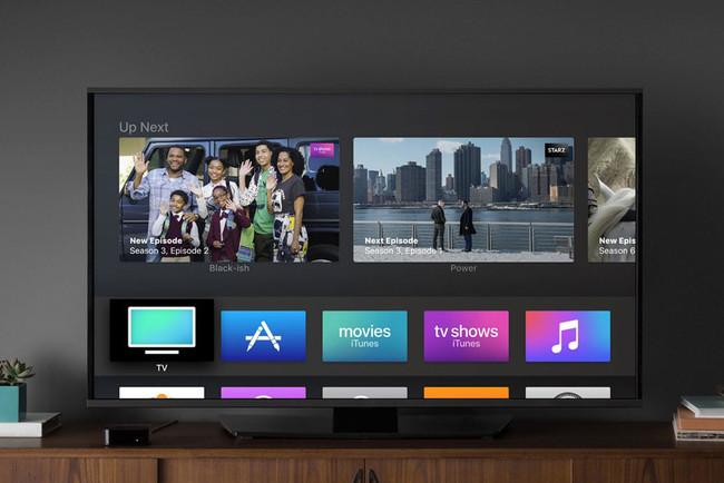 La app Eventos en el Apple TV ya está actualizada y lista para la keynote del 12 de septiembre
