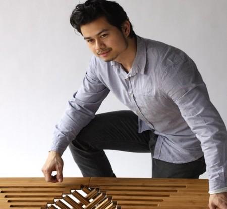 Robert van Embricqs, un arquitecto que hace muebles