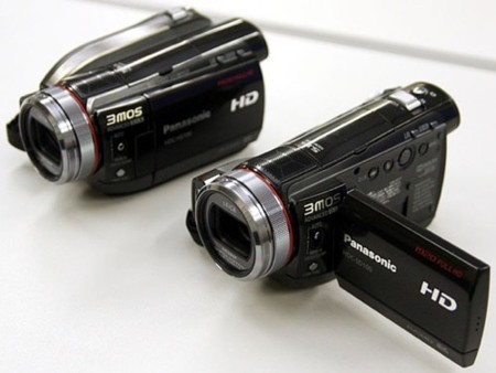 Panasonic HDC-SD100 y HDC-HS100