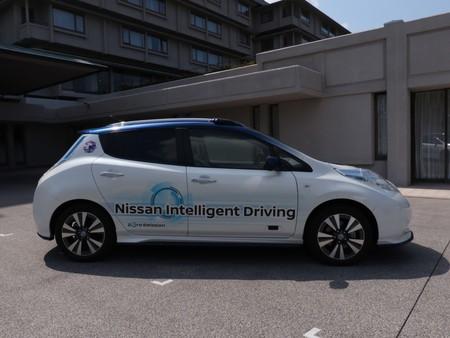 Nissan Conduccion Autonoma