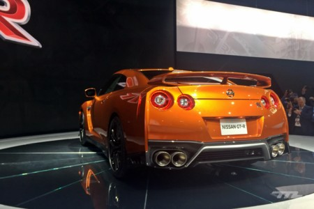 2017 Nissan Gt R 2