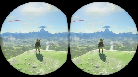 The Legend of Zelda: Breath of the Wild - Realidad Virtual