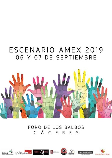 Amex Cáceres 2019