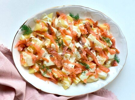 Ensalada De Patata Y Salmon Create