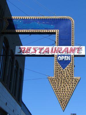 Buscador de hoteles y restaurantes en USA