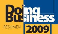 Más malas noticias: Doing Business 2009