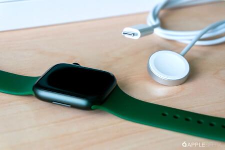 El Apple Watch Series 7 ya no tiene puerto de diagnóstico, ahora el mantenimiento se hace de forma inalámbrica