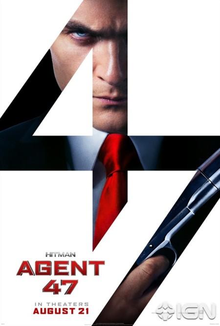 El nuevo póster de Hitman: Agente 47
