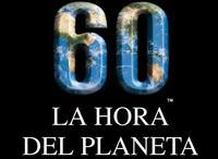 Algunas imágenes de La Hora del Planeta en el mundo