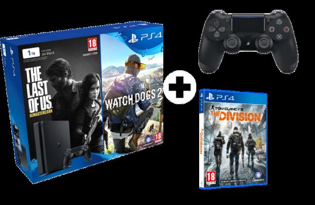 Compradiccion Com Oferta Loca Playstation 4 De 1tb 3 Juegos