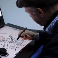 Dell Canvas llega a México, así es trabajar en una superficie táctil de 27 pulgadas