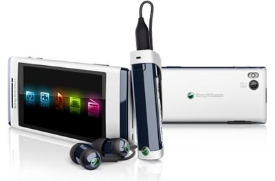 Sony Ericsson AINO para Movistar y el SATIO para Vodafone
