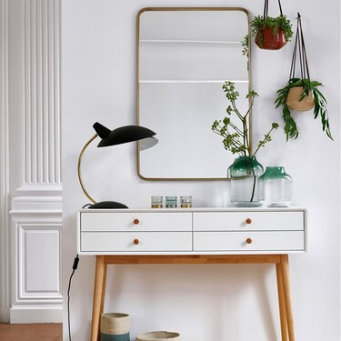 Renueva tu casa en otoño: 10 muebles para dar un aire diferente a tu recibidor