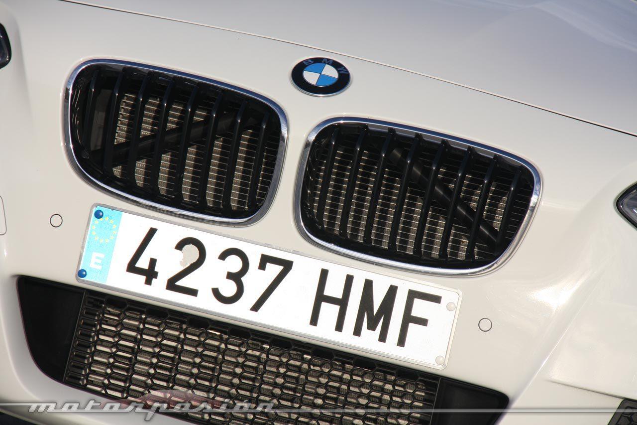 Foto de BMW M135i (prueba) (56/96)