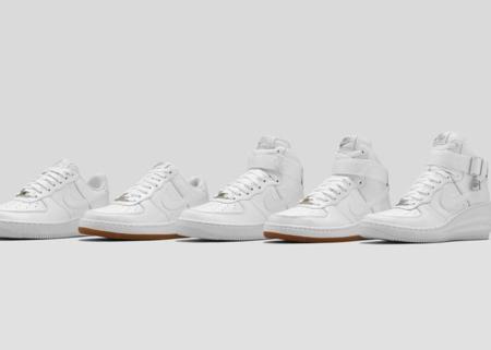 Air Force 1 de Nike: running + baloncesto