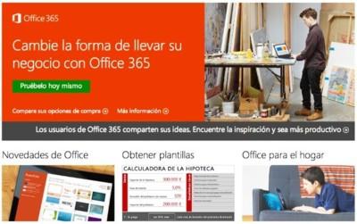 Office 365 registra un millón de suscriptores en cien días