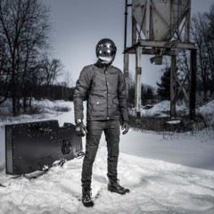 Foto 7 de 14 de la galería snowped en Motorpasion Moto