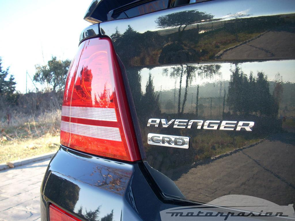 Foto de Dodge Avenger SXT (14/54)