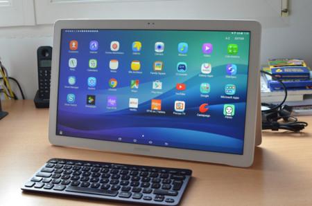 Samsung Galaxy View, análisis: cuidado televisor, hay competencia y tiene forma de tablet