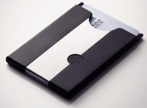 Alarma para tarjetas de crédito