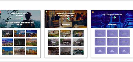 Sheet 2 Site, genera una página web completa y en pocos minutos a partir de una hoja de cálculo de Google