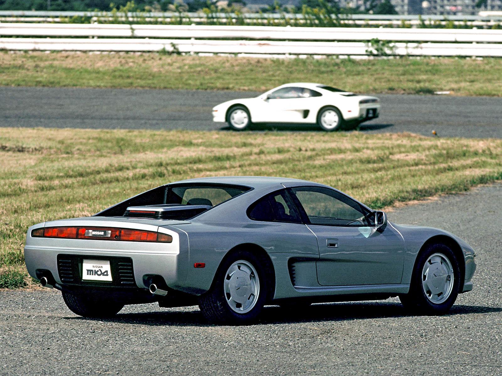 Foto de Nissan MID-4 II 1987 (10/20)