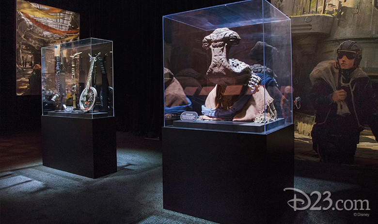 Star Wars Disney Parks Images Display