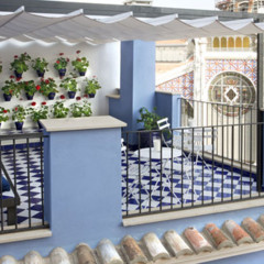 Foto 2 de 3 de la galería hotel-la-casa-azul-valencia en Decoesfera