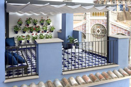 Foto de Hotel La Casa Azul Valencia (2/3)