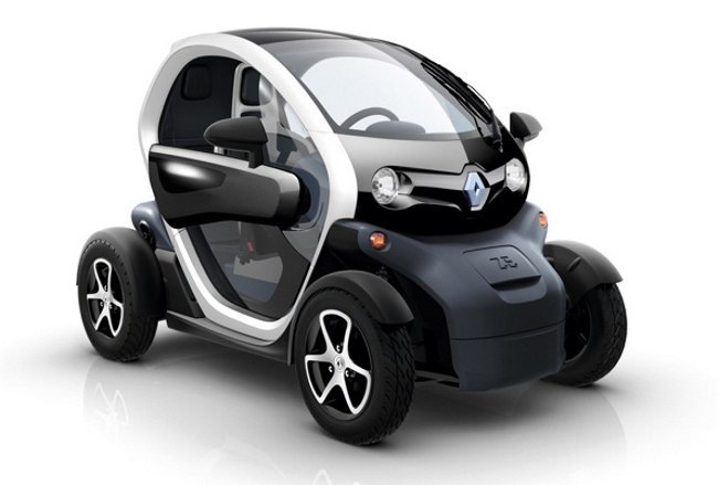 Renault Twizy Technic del