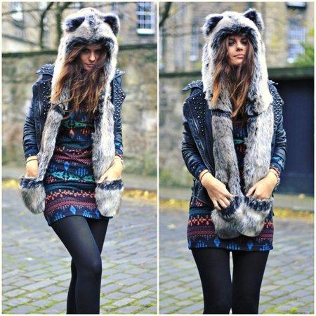 Vestido navajo Moda en la calle