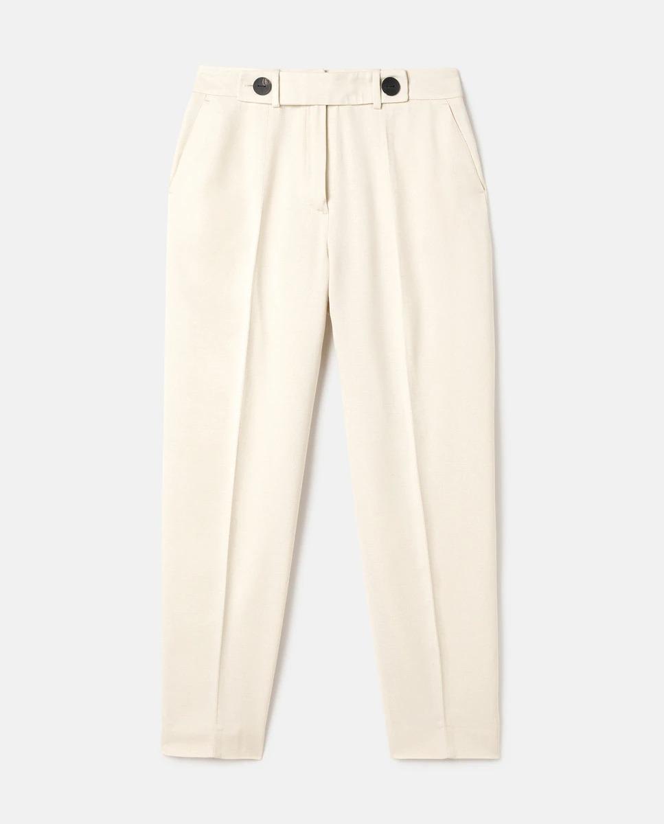 Pantalón con botones de Woman Limited El Corte Inglés