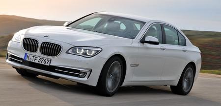El BMW Serie 7 se pone al día de cara a 2013