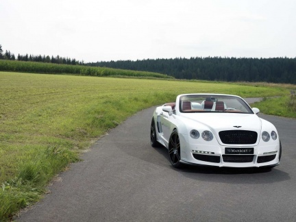 Bentley GTC LE MANSory, tuning de lo más exclusivo