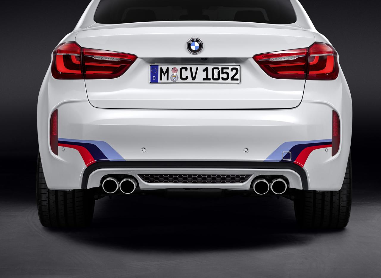 Foto de BMW X5 M y BMW X6 M por M Performance (16/20)