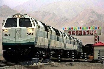China abre el tren al Tibet