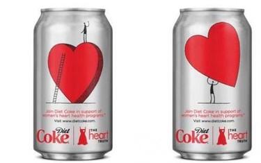 Tom Gauld diseña para Coca Cola