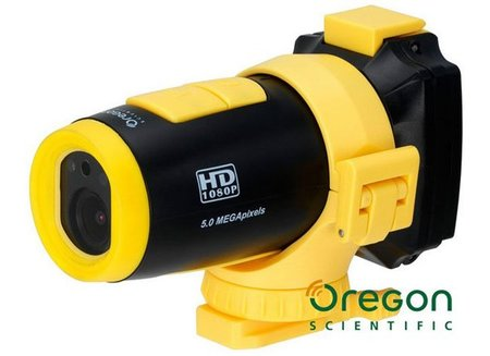 Oregon Scientific ATC9K HD, la cámara ideal para deportes extremos