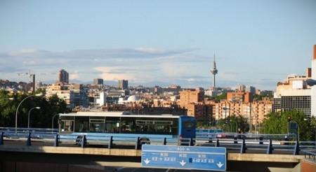 Madrid Transporte Publico Contaminacion
