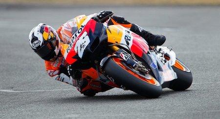 Moto GP Malasia 2011: Poca lluvia pero decisiva en los primeros entrenamientos libres