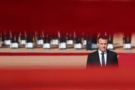 Macron Mili