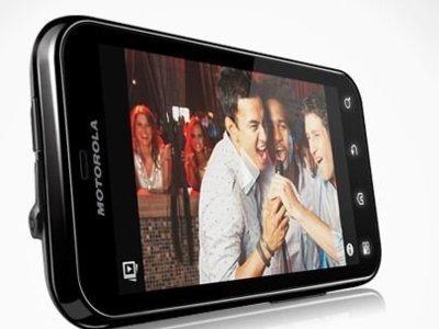 Motorola Defy, el Android más fuerte del lugar