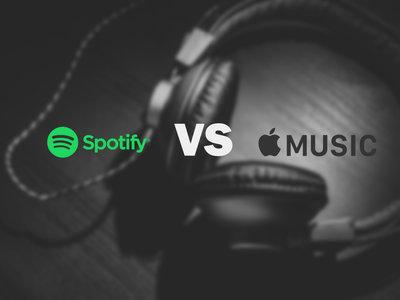 Apple Music es el competidor que Spotify necesitaba