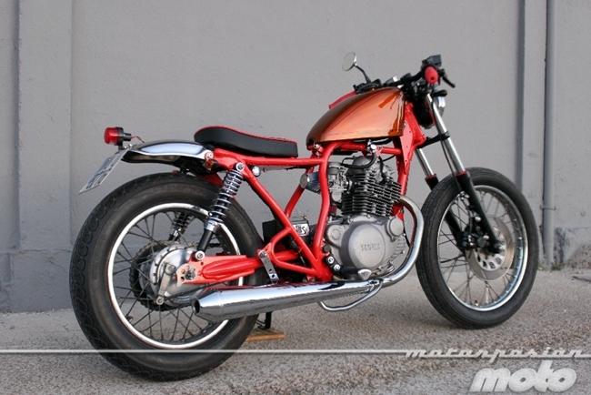 Yamaha especial Valery