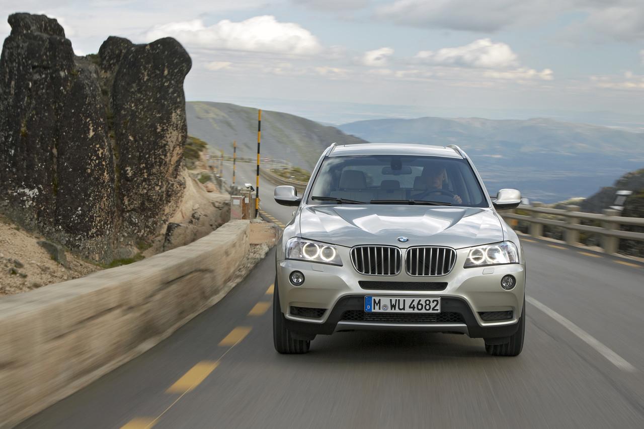 Foto de BMW X3 2011 (53/128)